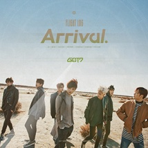 Got7-Arrival-Cover