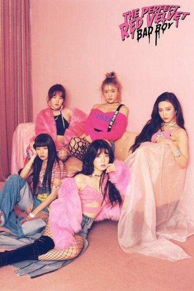 Perfect Red Velvet Group