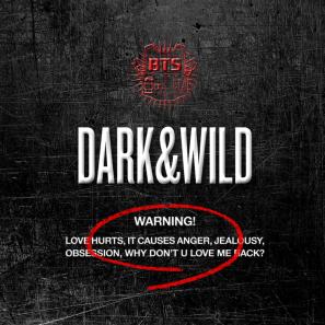 Dark & Wild Cover
