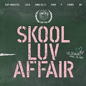 Skool Luv Affair Cover