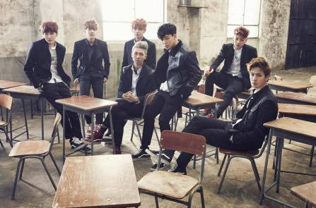 Skool Luv Affair Group