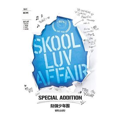 Skool Luv Affair Special Cover