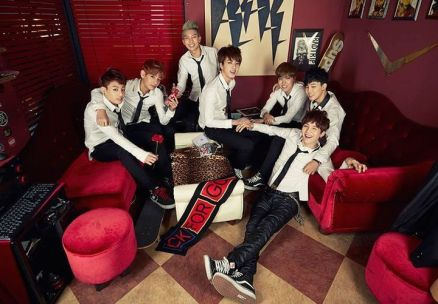 Skool Luv Affair Special Group