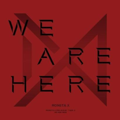 Take 2 We Are Here Cover